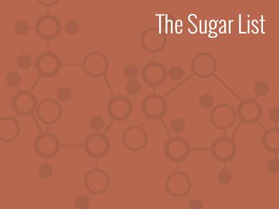 The Sugar List