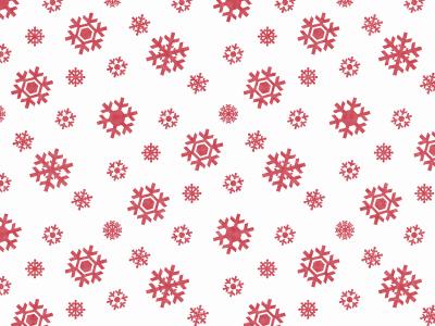 Snowflake Pattern pattern red snowflake christmas jake dugard free snowflakes
