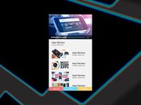 25 Tv App - DailyUi