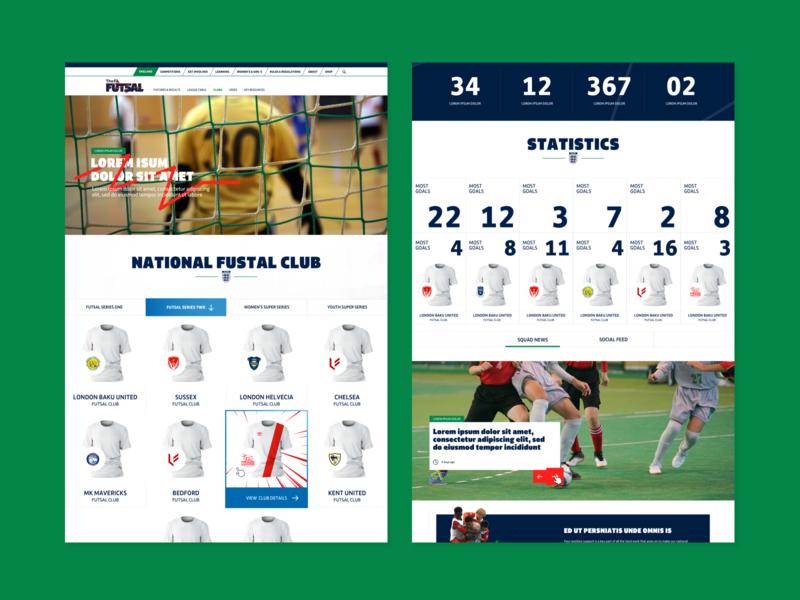 Dribbble Futsal 04
