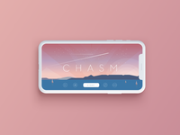 Chasm - Keeping in simple