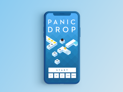 Panic Drop Dribble