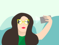 The careless selfie - Life Realities