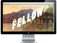 Fellow - Ginger Beer - Landing Page