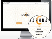 Project Cataphract Landing Page