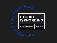 Studio Isphording Logo