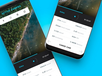 Gridlock Camera Management management gear photography camera app apps application mobile development innovation digital ux ui interactive design app design web