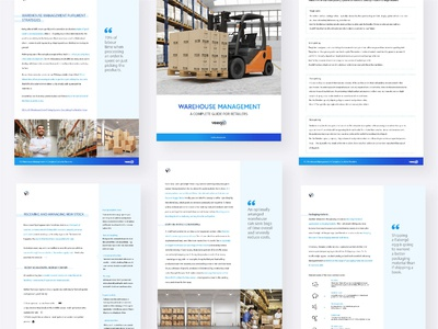 Warehouse Management Guide Layout