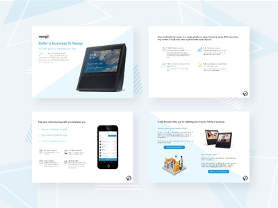 Refer a Business eBook Layout