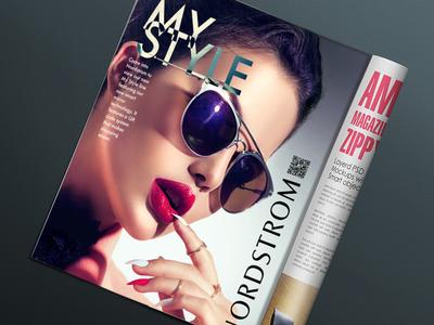 Nordstrom Magazine ad 2