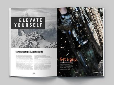 Surviv Magazine Ad 2