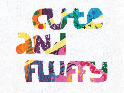 Cute and Fluffy Logo