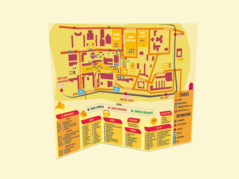 Festival Map festival poster festivals festival design illustrator map branding illustration ux ui 029 dailyui