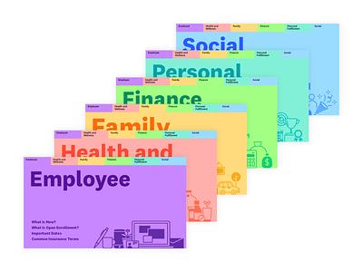 Datadog Benefits Slides presentation design presentation branding design