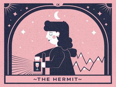 The Hermit of Nuevo Studio