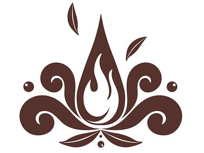 Logoelements 01 adobe illustrator design vector art organic art nature logo air fire earth water elements logo design