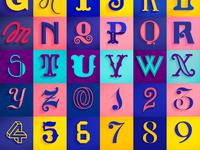 36 days of type #5