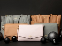 Butterscotch Stone Blush Bags