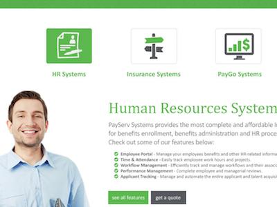 PayServ Website