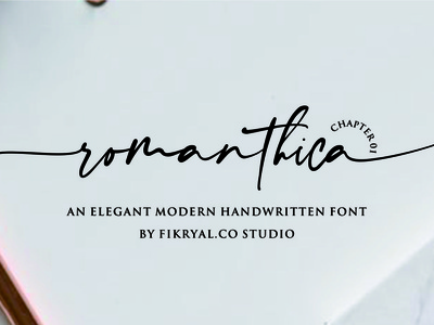 romanthica product packaging photography illustration product designs font tittle script lettering design logo branding