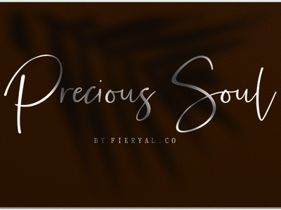 Precious Soul web design magazine special event watermark photography label product designs product packaging advertisements social media posts wedding designs tittle invitation branding logo
