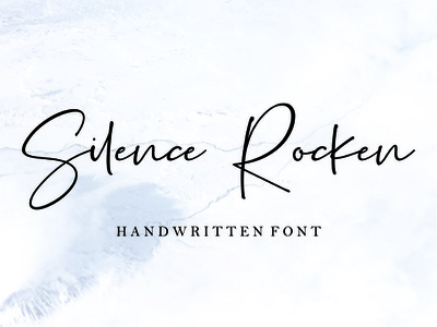 Silence Rocken logo web design magazine special event watermark photography label product designs product packaging advertisements social media posts wedding designs tittle invitation branding