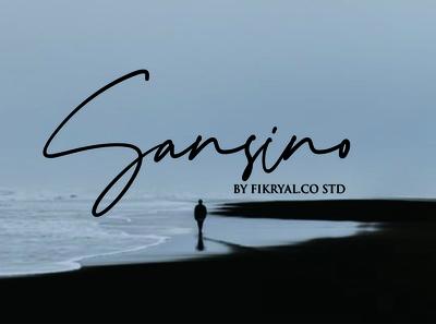 Sansino - Font