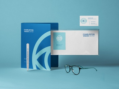 Visual Identity for a Vision Center