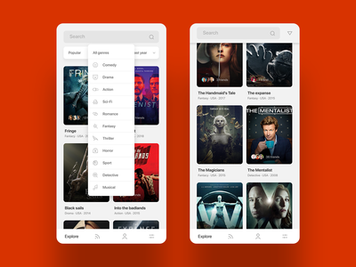 Tv Series App 2