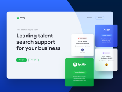 Job Search Web Site