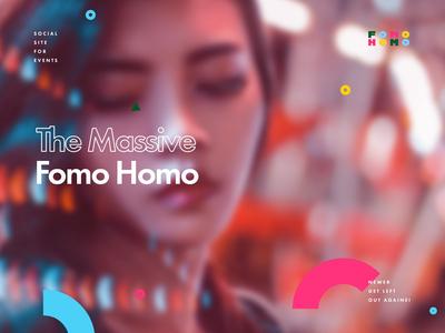 Homo Fomo Site