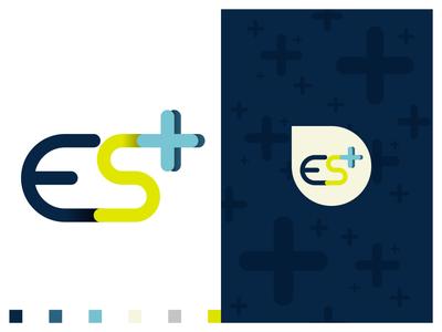 ES + graphicdesign design logodesign logo brand identity brand design branding brand