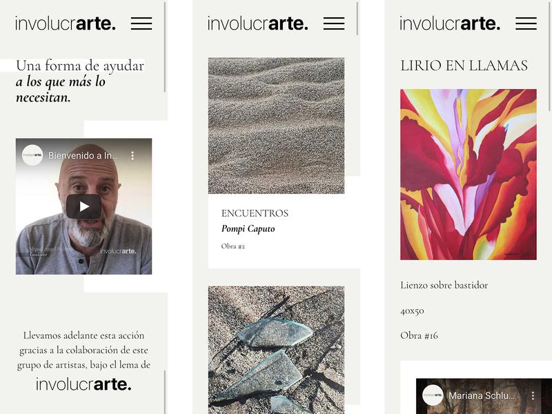 Art Auction Web Site Design shopping cart shop ecommerce shop ecommerce ui design ux design web design logotype design