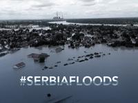 #Serbiafloods