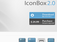 Icon Box 2.0