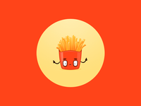 Fries Dude