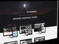 Homepage Skywarrior Themes