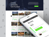 FundingPress  Redesign