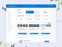 Microsoft Azure Redesign