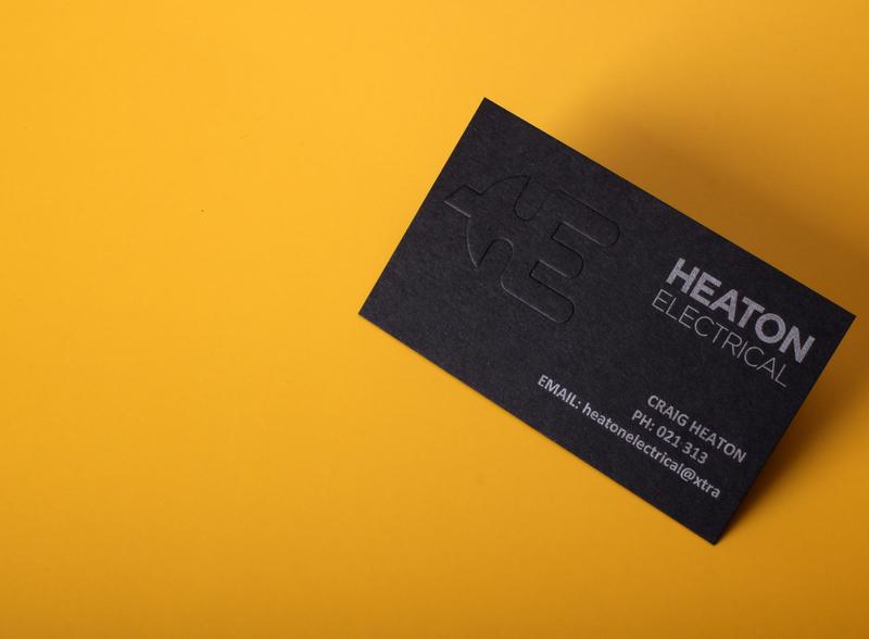 Business Card UK businesscard sticker branding