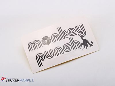 StickerMarket High Quality Stickers Logo