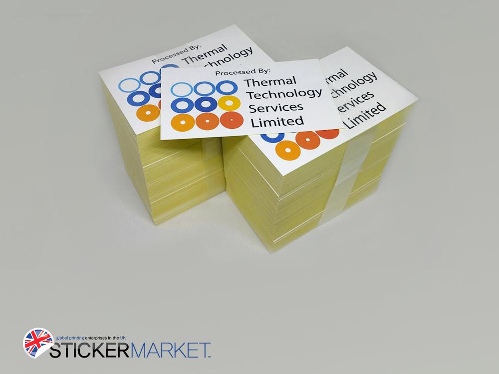 sticker printing design sticker branding