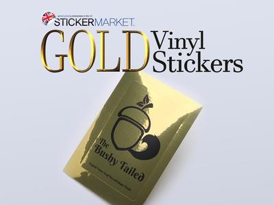 Sm Gold Vinyl