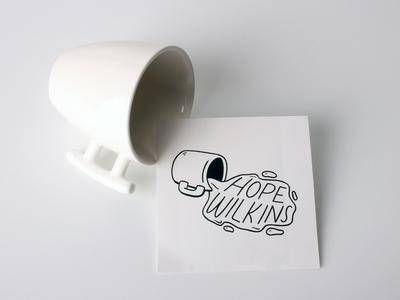 Online Stickers design sticker branding