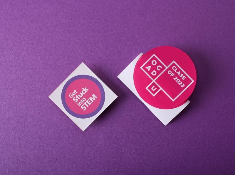 Custom Stickers design sticker branding