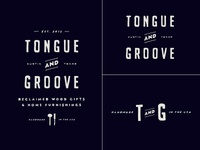 Tongue & Groove Logos