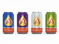 Austin Beerworks Can Renders