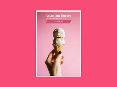 Minimal Magazine Cover image simple design pink minimal magazine cover print