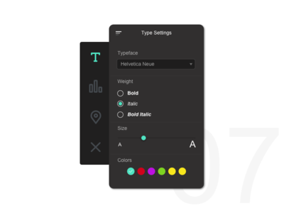 Type widget for web swipe animation transitions purchase store ticket buy gif animated ux ui cards