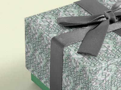 Gift Wrap Box - part 1